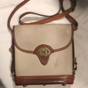Vintage Dooney and Bourke Calvary spectator bag